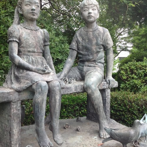 The Art of Peace, Nagasaki