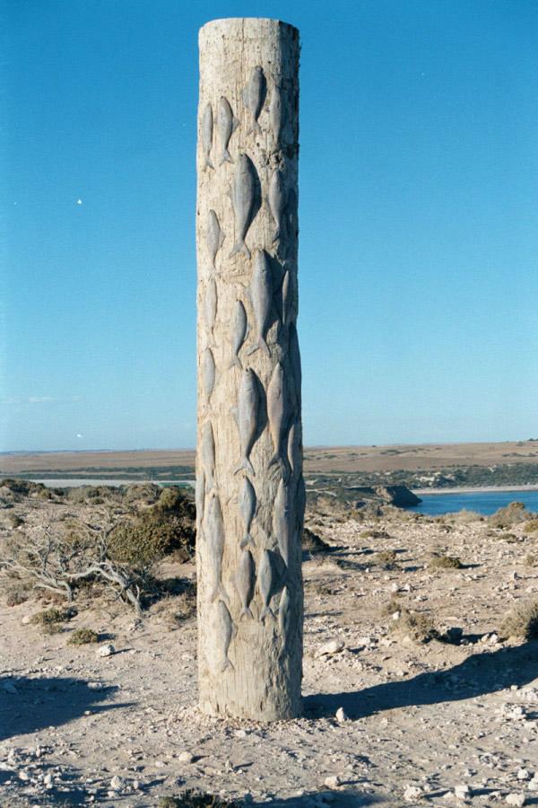 Salmon Pole, John Turpie