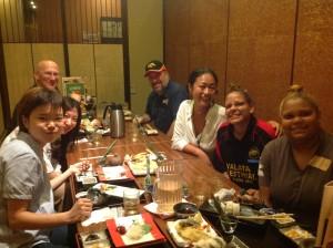 Hiroshima dining