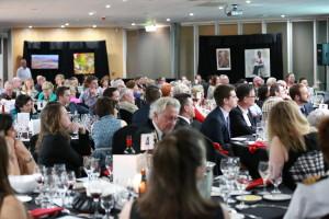 Audience Smith Peace Foundation Annual Dinner