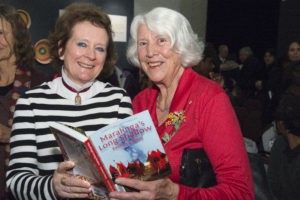 'Maralinga's Long Shadow: Yvonne's story' written by Christobel Mattingley launched at TANDANYA on the 2/6/2016. Pic Ben Searcy