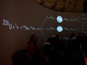 Ten Minutes to Midnight installation. Photo by Tony Kearney.